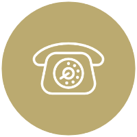 Icon of a vintage telephone