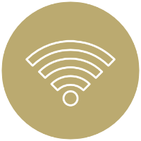Icon of WiFi signal