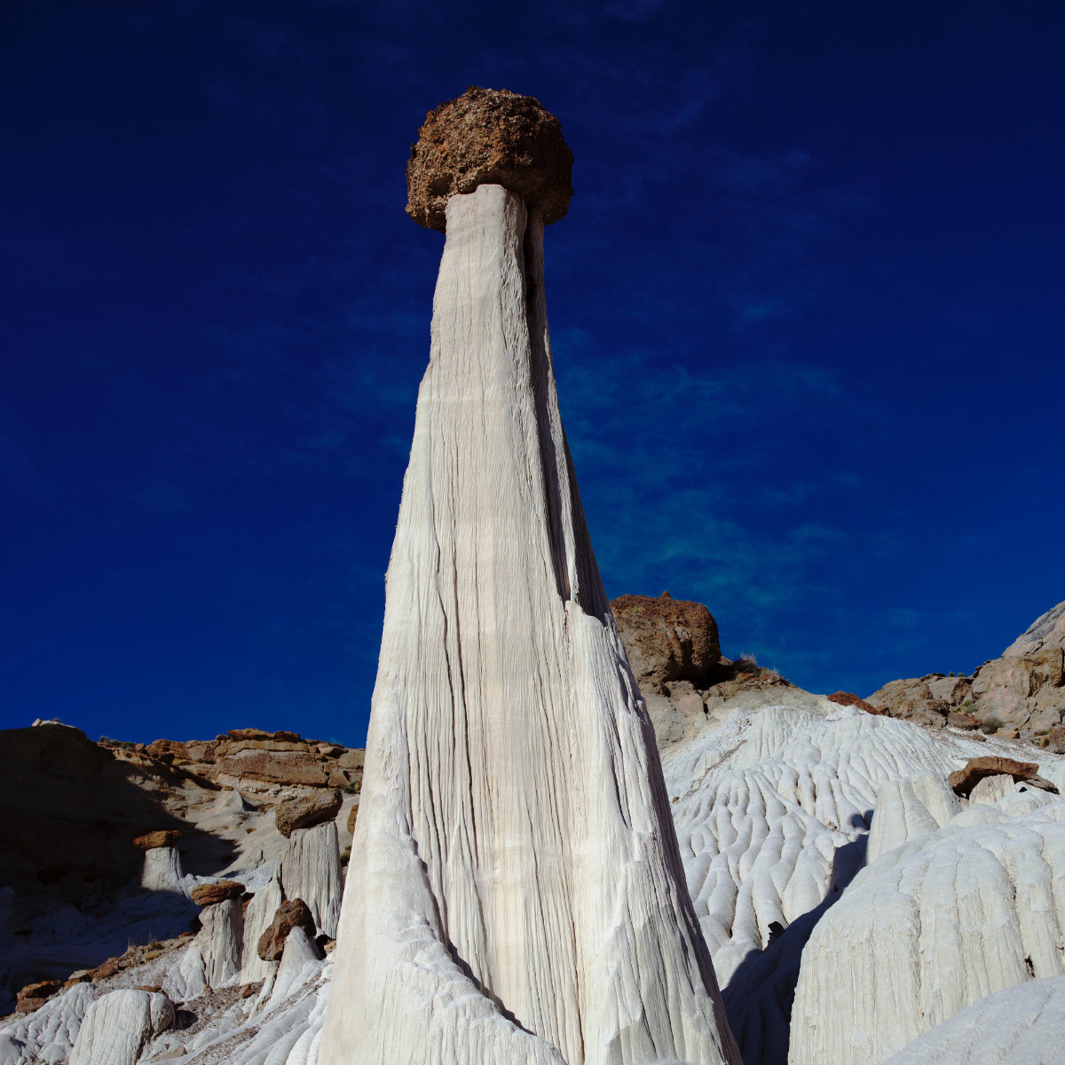 One of the large hoodoos in the area